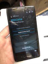 Motorola Droid RAZR MAXX HD 32GB Black INTL Unlocked World GSM Smartphone READ