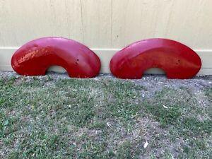 Farmall B Fenders