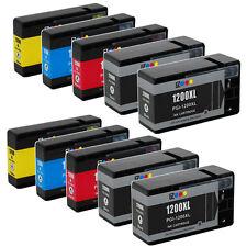 10PKs 1200XL PGI-1200 1200 XL Compatible Ink Cartridges for Canon MAXIFY MB2720
