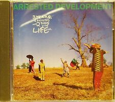 ARRESTED DEVELOPMENT '3 YEARS, 5 MONTHS & 2 DAYS IN THE LIFE OF…' 15-TRACK CD