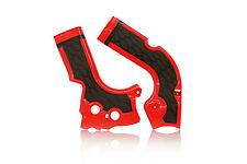 Acerbis X-Grip protección del marco ROJO HONDA CRF cr-f 450 2013-2016 2014 2015
