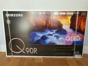 "Samsung Q90R series 65"" QE65Q90RAT 2019 Flagship QLED 4K HDR 2000 Smart TV"