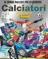 Lotto di n°330 figurine PANINI CALCIATORI 2015-2016 TUTTE DIVERSE CON VELINA
