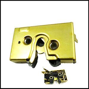 For VW Rabbit Convertible Jetta Golf Door Lock Box Catch Latch Front Left New
