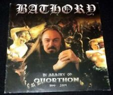Bathory - In memory of Quorthon, Lp, Unofficial Release 2009