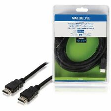 Glaxio High Speed HDMI cable to HDMI connector 5m black