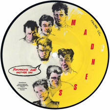 """Madness, Tomorrow's Just Another.., NEW Original UK PICTURE DISC 7"""" vinyl single"""