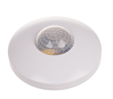 F&F DR-06W Bewegungsmelder mit Dämmerungsschalter Infrarot Motion Sensor Switch