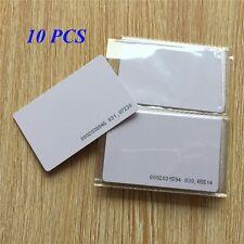 Adeept 10 pcs RFID 125KHz Proximity Door Control Entry Access EM card-0.9mm