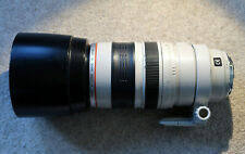 Canon EF 100 - 400mm Zoom Lens f4.5 - 5.6 L IS