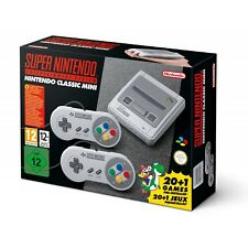 Nintendo Classic Mini Console for Super Nintendo Entertaining System with 21 Games