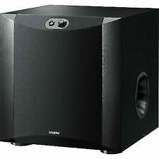 Yamaha NSSW300B 10inch 250W Active Subwoofer Twisted Flare Advanced