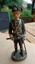 original MACKENSEN  Elastolin Figur in Uniform Husaren