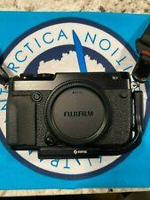 Fujifilm GFX 50R 51.4MP Digital Camera - Black