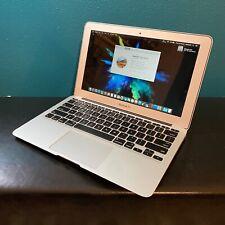 """2011 Apple MacBook Air 11.6"""" / 1.6ghz i5 / 4GB RAM / 120GB SSD / MacOS!"""