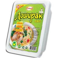 Doschirak instant Nudeln mit Huhngeschmack 90g Nudelsuppe Nudelgericht Huhn