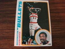 1978-79 Topps # 25 Elvin Hayes Washington Bullets Card (B24)