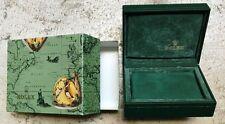Rolex rare watch box case 70/80's-12.00.71 + outer etui uhrBox boîte caja MINT