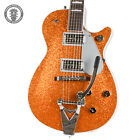 New Gretsch G6129T-89 Vintage Select '89 Sparkle Jet in Gold Sparkle for sale