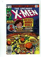 Uncanny X-Men #123, FN+ 6.5, Wolverine, Storm, Banshee, Arcade