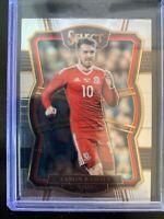 Aaron Ramsey Panini Select Soccer 2017 Rare Card Wales Juventus