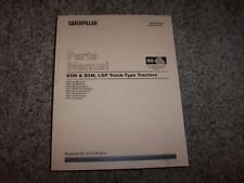 Caterpillar Cat D5M LGP Tractor 3116 Engine 3CR1- 6GN1- Parts Catalog Manual