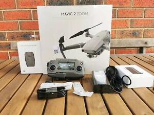 DJI Mavic 2 Zoom brand new drone and battery after a care refresh claim