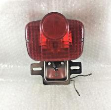 Suzuki RV90 RV125 MT50 TS50 TS75 TC100 Rear Tail Light Lamp Complete Bracket