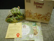 Lilliput Lane Forget-Me-Not Collectors Club Exclusivel 1992/3 Nib #599