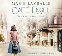 CAFÉ ENGEL: SCHICKSALHAFTE JAHRE - LAMBALLE,MARIE  6 CD NEW