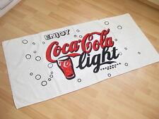 Coca Cola Light Badetuch Liegetuch 141 x 67cm