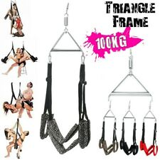 Love Sex/SM Hanging Swing Sling Couple Adults Game Fantasy Fun Toys Set Couple