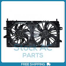 A/C Radiator-Condenser Fan for Buick Allure, LaCrosse / Chevrolet Impala, ... QU
