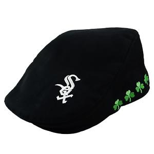 Chicago White Sox Irish Flat Hat Cap SGA 9/28/19 St. Patricks Day FREE SHIPPING