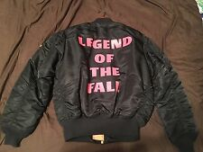 """[NEW] The Weeknd X Alpha Industries """"Legend of The Fall"""" Bomber Jacket Limited"""