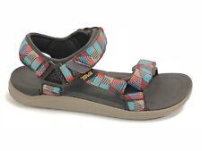 d956e5a337cb0a Teva Terra Float 2 Universal NICA BLACK OLIVE MULTI MEN S 1091333 Strap  Sandal