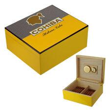 Quality Cohiba 25+ Count Cigar Humidor Box Cabinet Humidifier Hygrometer 20