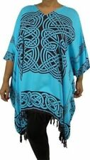 Plus Size Casual Geometric Tunic Tops & Blouses for Women
