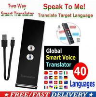 X9+ Translaty MUAMA Enence Sofortiger Echtzeit-Sprachübersetzer für 40 Sprachen