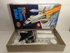 Airfix Space Shuttle  1/144  Plastik Bausatz Rarität 1978