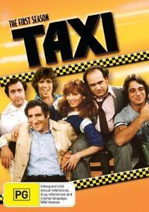 Taxi Season 1 SERIES ONE DVD Set
