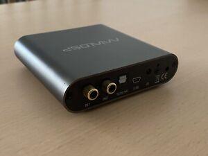 miniDSP 2x4 HD USB DAC