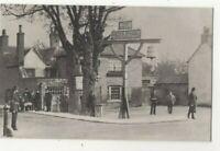 Hounslow The Bell Inn circa 1895 Reproduction Postcard Middlesex 336c