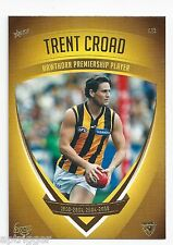 2011 Select Hawthorn Heritage Premiership Player (023) Trent CROAD