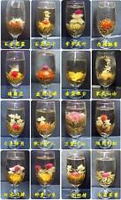 32 pcs,16 kinds of Chinese Blooming Flowering Flower Green Tea balls