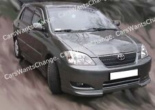 TOYOTA COROLLA E12  2002 - 2004  BODY KIT !!! NEW !!! NEW !!! NEW !!!