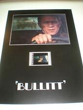 BULLITT - SENITYPE MOUNTED FILM CELL