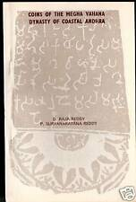 COINS OF MEGHA VAHANA DYNASTY BY D RAJA REDDY BOOK 1993