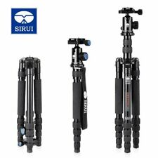 Sirui A-1005 Aluminum Tripod With Y-10 Portable Tripod For Camera 5 Section
