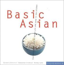 Basic Asian: Everything You Need for Yin and Yang in the Kitchen-ExLibrary